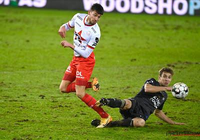 Antoine Colassin jette un froid sur son avenir à Anderlecht