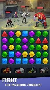 Zombie Blast Squad: Epic Match 3 puzzle 5