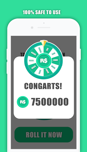 2020 Free Robux Counter Rbx Spin Wheel 2020 Android App
