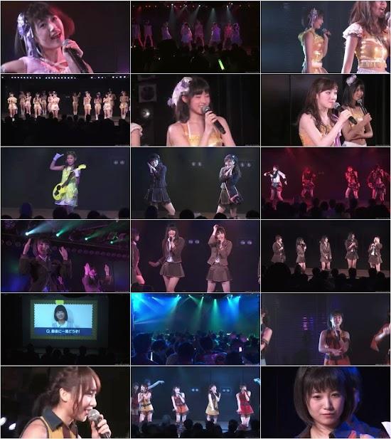 (LIVE 720p) AKB48 160107 チーム4 「夢を死なせるわけにいかない」公演 『朝長美桜 生誕祭』