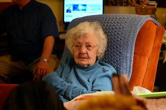 Photo: Grandma