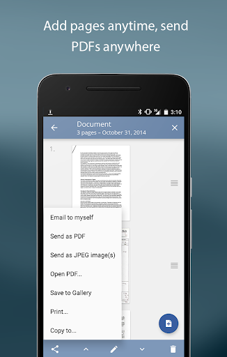 TurboScan: scan documents and receipts in PDF image | 6