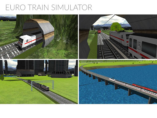 Euro Train Simulator  gameplay | by HackJr.Pw 12
