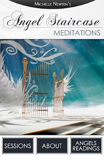 Angel Staircase Meditations- screenshot thumbnail