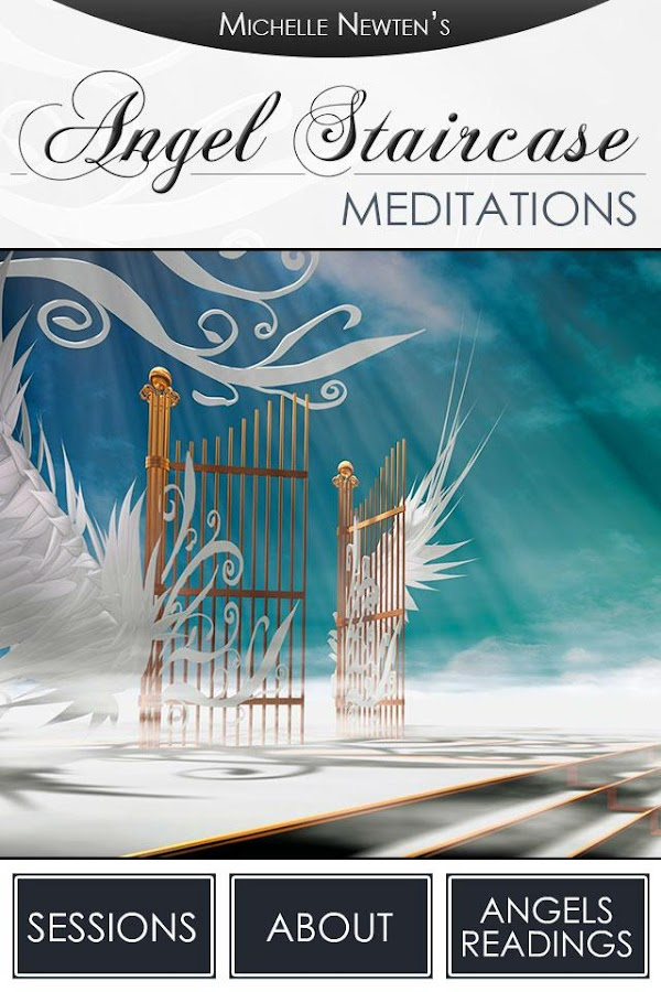 Angel Staircase Meditations- screenshot