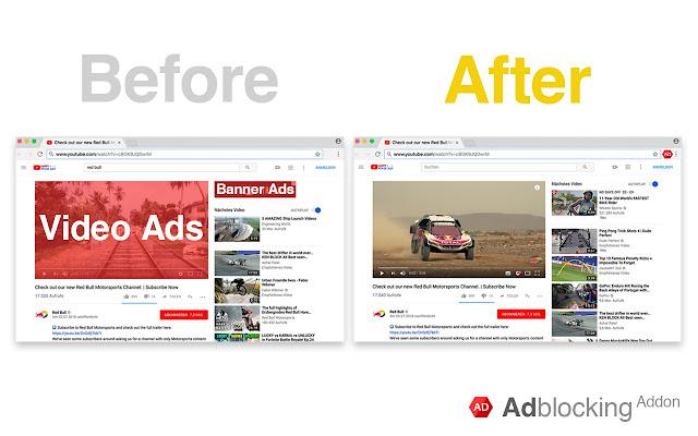 Adblocking Addon