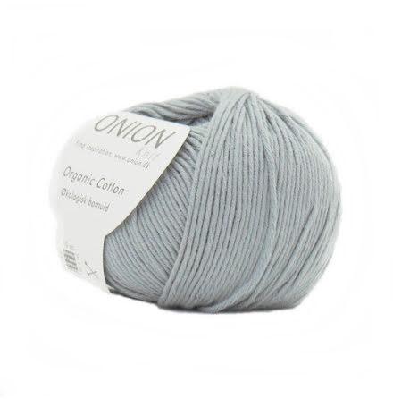 Onion - Organic Cotton Ljusgrå  103