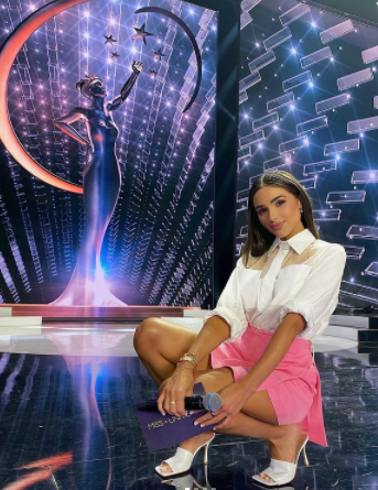 Miss Universe co-host Olivia Culpo trends on Twitter