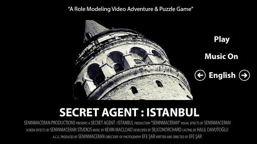 Secret Agent: Istanbul