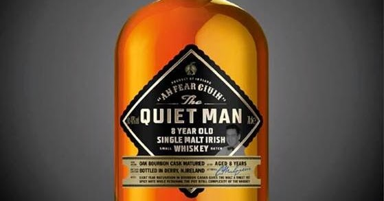 Logo for The Quiet Man 8 Yr