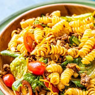 Ground Beef Pasta Salad Recipes.