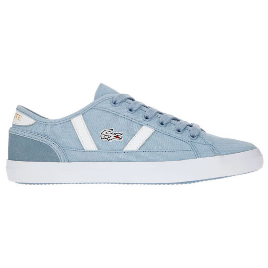 Lacoste Sideline 119 1 CFA Sneakers Dam Light Blue/White Stl: 38