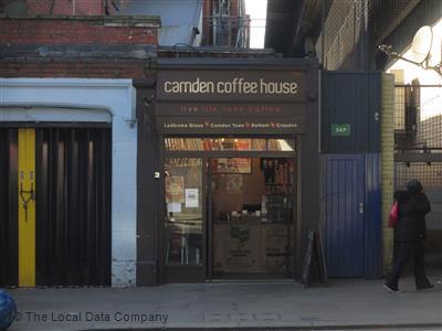 Camden Coffee House On Ladbroke Grove Cafe Tearoom In
