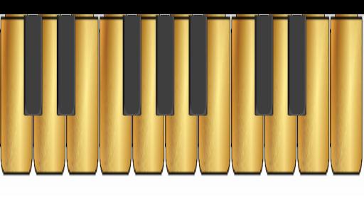 Justin Bieber - Gold Piano