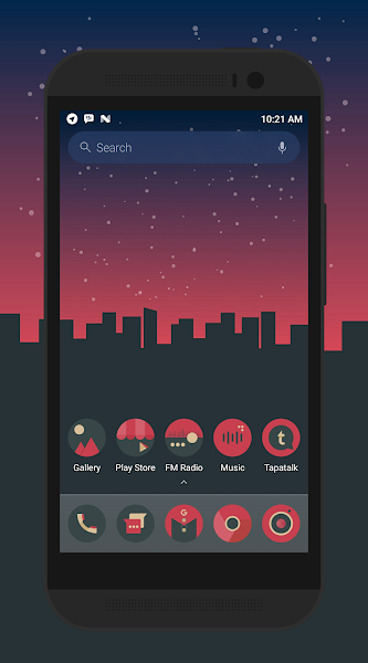 Sagon Circle Icon Pack v1.0 [Patched]