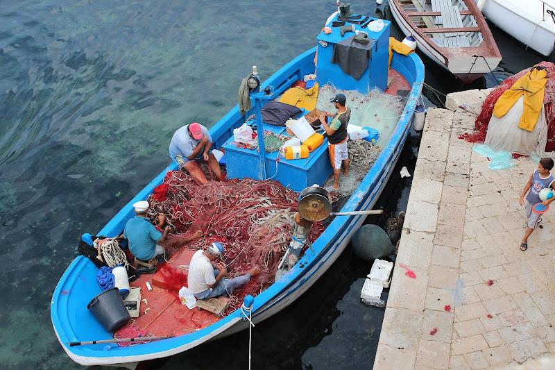 Vita da pescatore di Stecchia