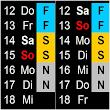 Schichtkalender icon