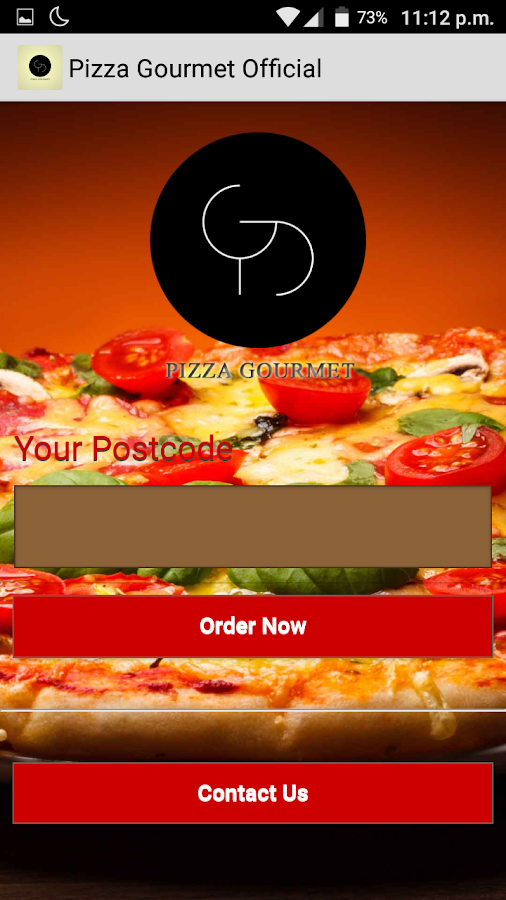 Pizza Gourmet Official- screenshot