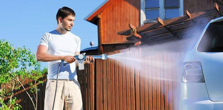 Vòi xịt nước tăng áp EZ Water Canon