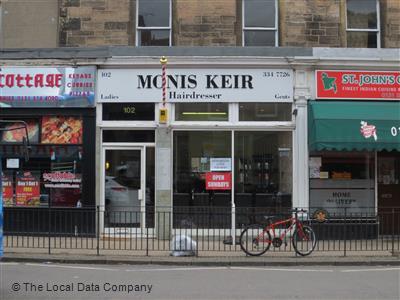 Edinburgh Corstorphine Health Beauty Hairdressers