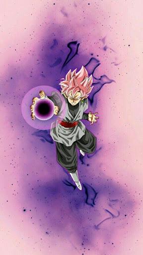 Download Black Goku Super Saiyan Rose Wallpaper Google Play