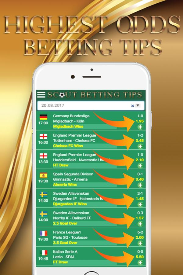 Scout VIP Betting Tips- screenshot