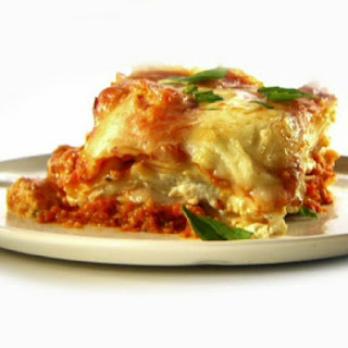 Lasagna with Roasted Eggplant-Ricotta Filling
