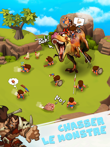 Guerras Tribales(Tribes Age)  captures d'u00e9cran 9