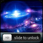 Galaxy Lock - Slide To Unlock