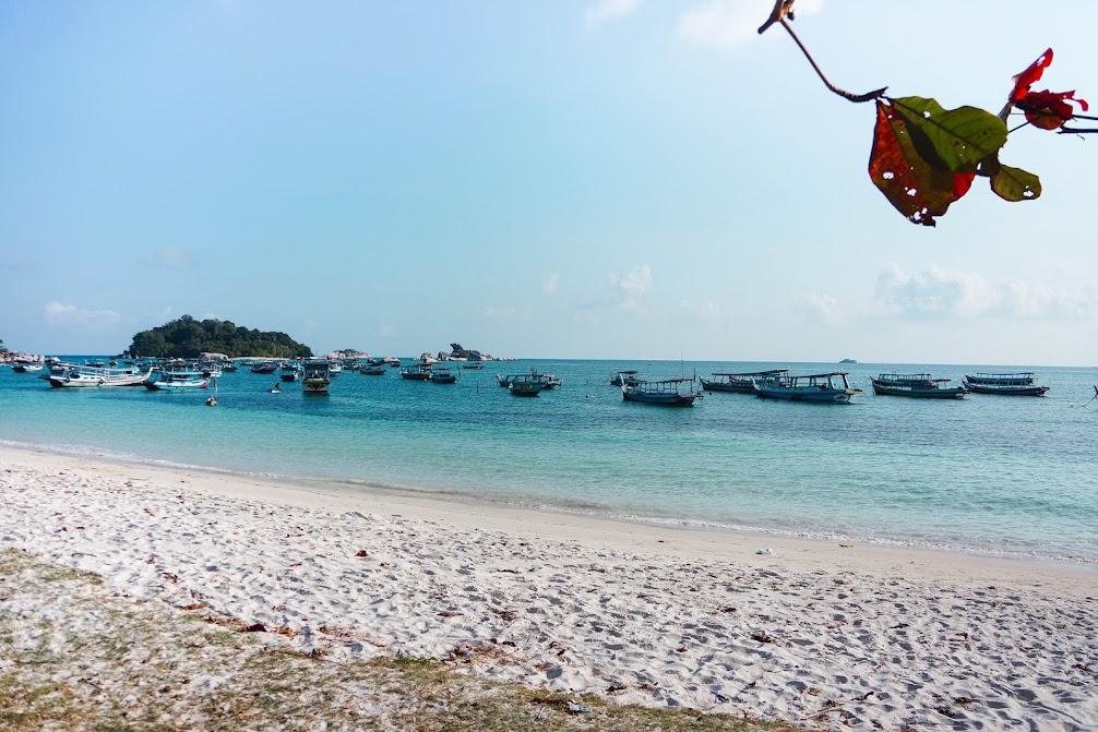 island hopping di belitung