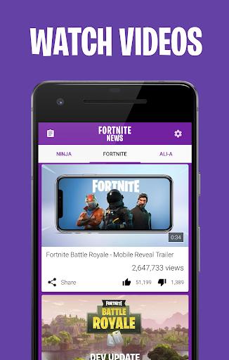 Fortnews - Fortnite News for PC