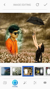 Download Rain Overlay : Frames For Photo With Effects For PC Windows and Mac apk screenshot 1