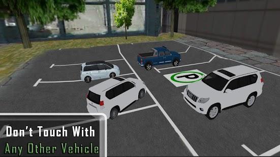 Bláznivý sim PRADO parkování - náhled