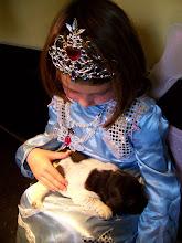 Photo: IRKO bij prinses NORA