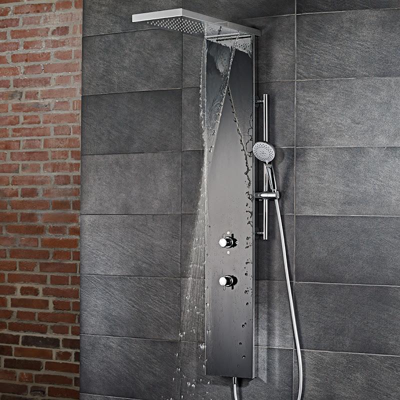 Wasserspaß pur mit Duschpaneel Lavida Plus von HSK
