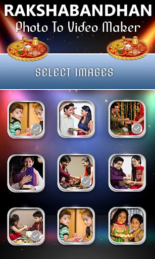 Rakhi Photo Video Maker & Rakhi Movie Maker 1.14 screenshots 2
