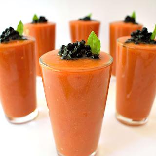 Balsamic Vinegar Caviar Recipes
