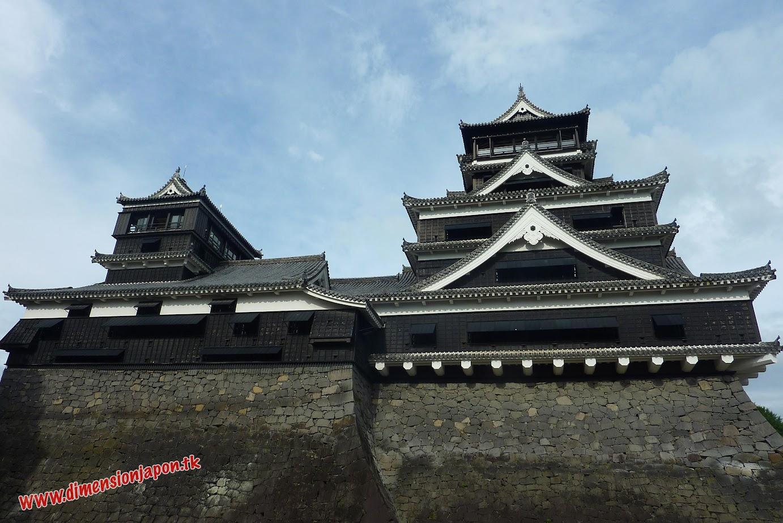 P1060994 Castillo de Kumamoto (Kumamoto) 15-07-2010