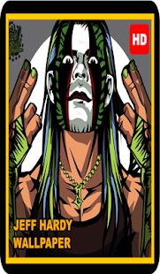 JeffHardy Wallpapers WWE HD - náhled