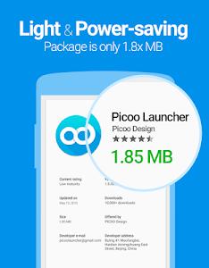 Picoo Launcher—Material Design v1.3.00.00