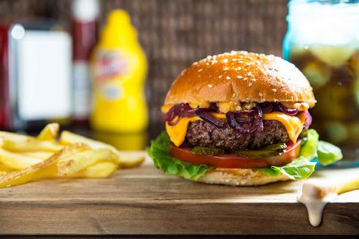 W & W Signature Burger