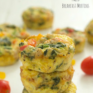 Paleo Breakfast Muffins (Whole 30 Approved) Recipe