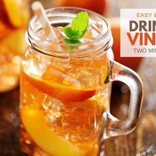 Instant Drinking Vinegar.
