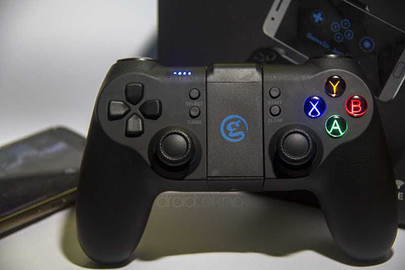 Gamepad wireless untuk android, pc, ps3