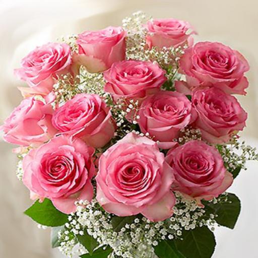 Открытка розы 55 лет женщине