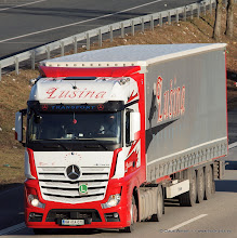 Photo: NEW ACTROS from SLO                    -----> just take a look and enjoy www.truck-pics.eu