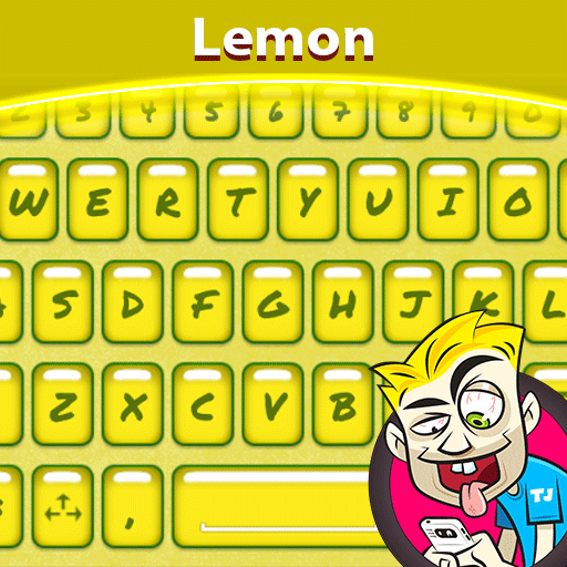 个人化のA.私. レモンを入力א LOGO-記事Game