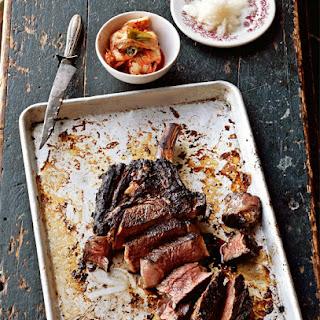 Korean Steak.
