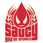 Logo of Saucy Brew Works Everybody In The Pool
