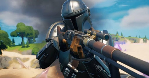Fortnite Leaks Hint at Star Wars Event